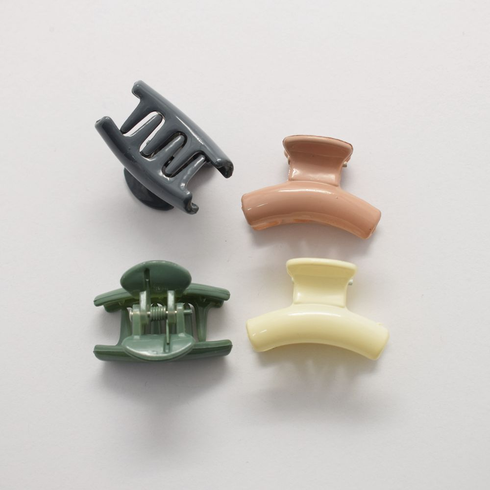 hair claw,pack of 8
